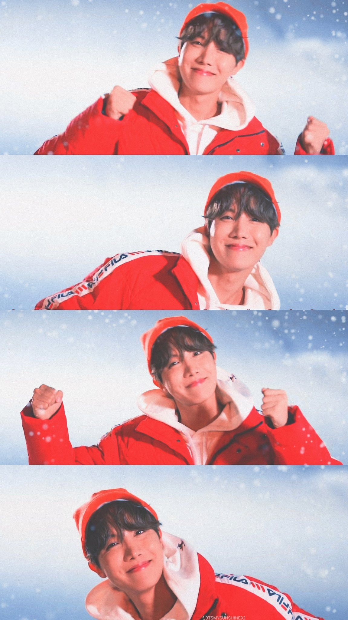2020 BTS WINTER PACKAGE Lockscreen Wallpapers in 2020 Bts 1151x2048