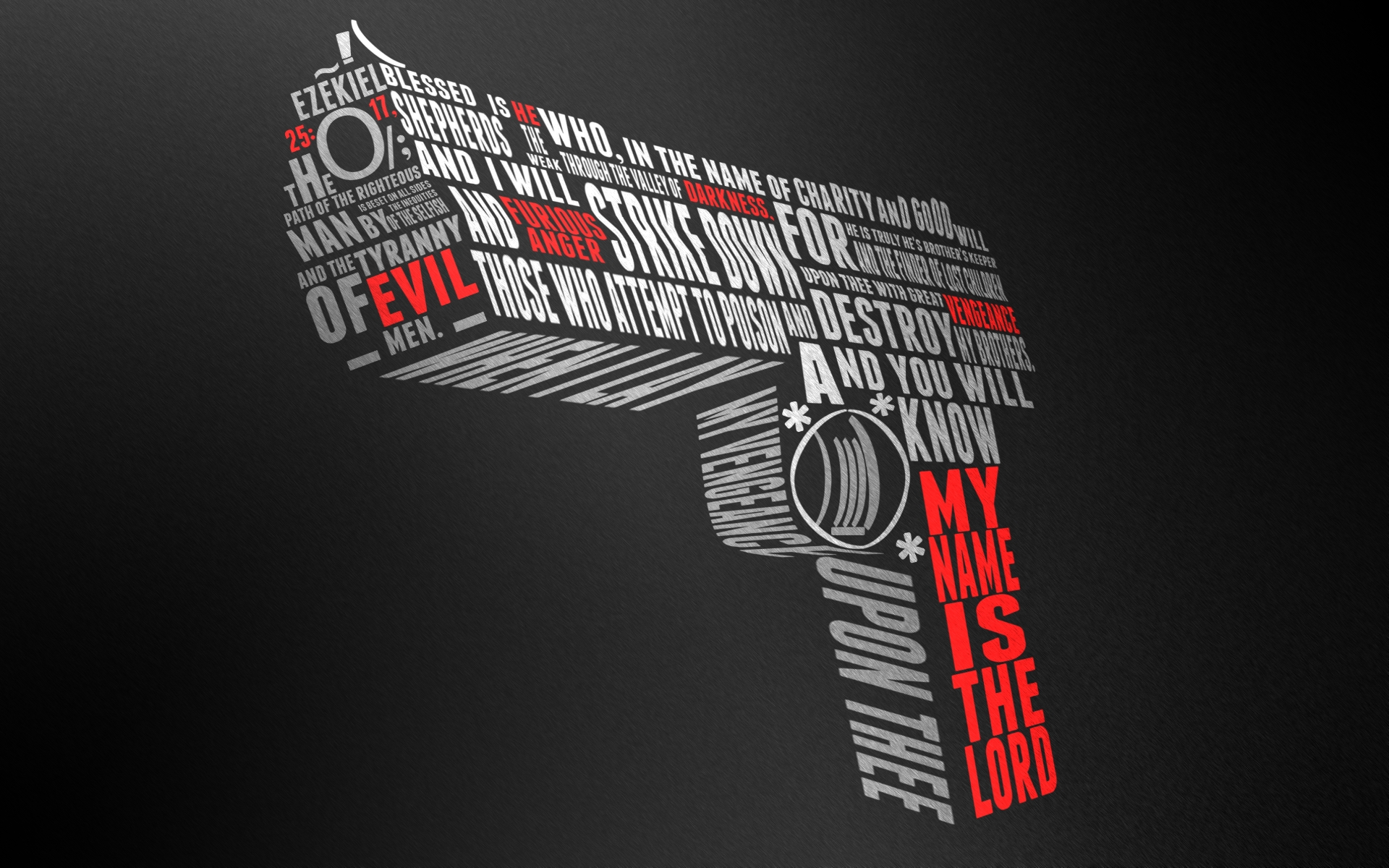 Cool Gun Drawing Youtube Ezekiel Fiction wallpapers HD   138965 1920x1200