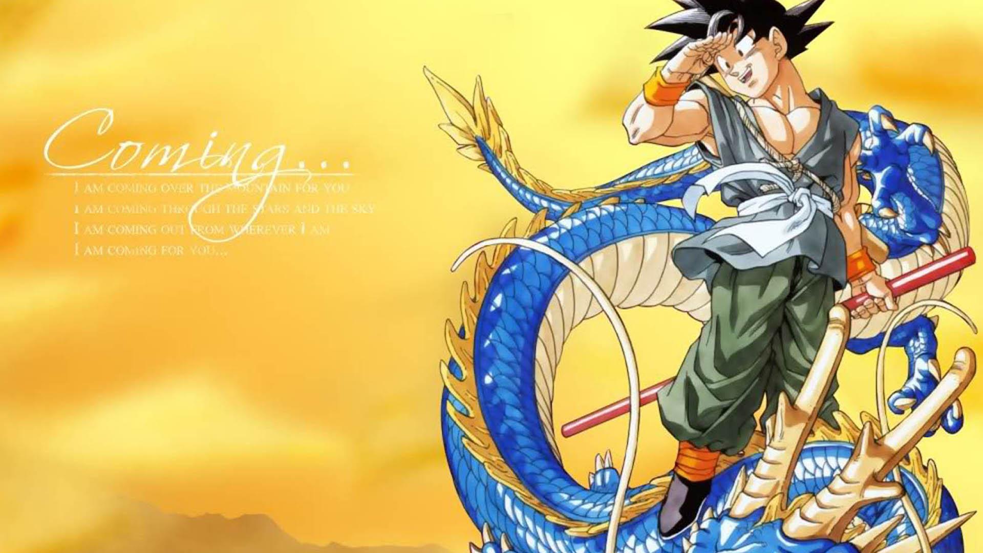 Wallpaper Dragon Ball Z Hd 1080p