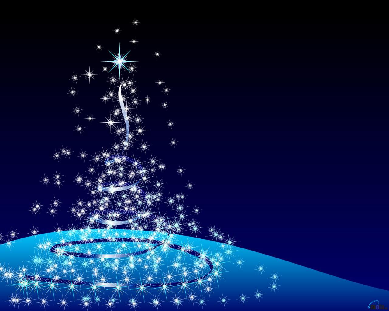 christmas tree desktop wallpaper 1280x1024 - photo #48