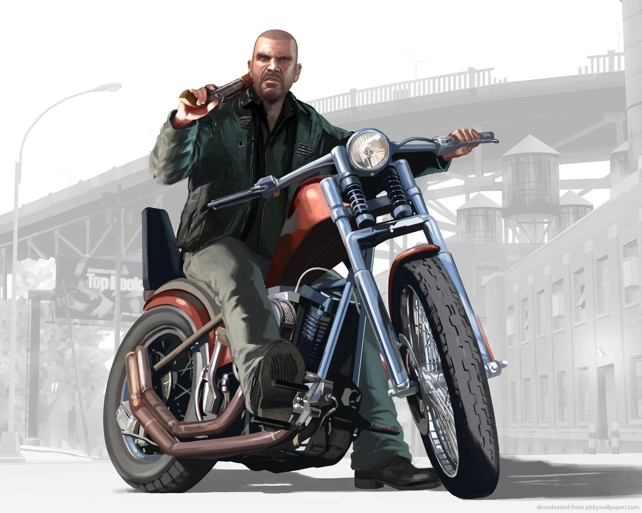 biker wallpaper - photo #20