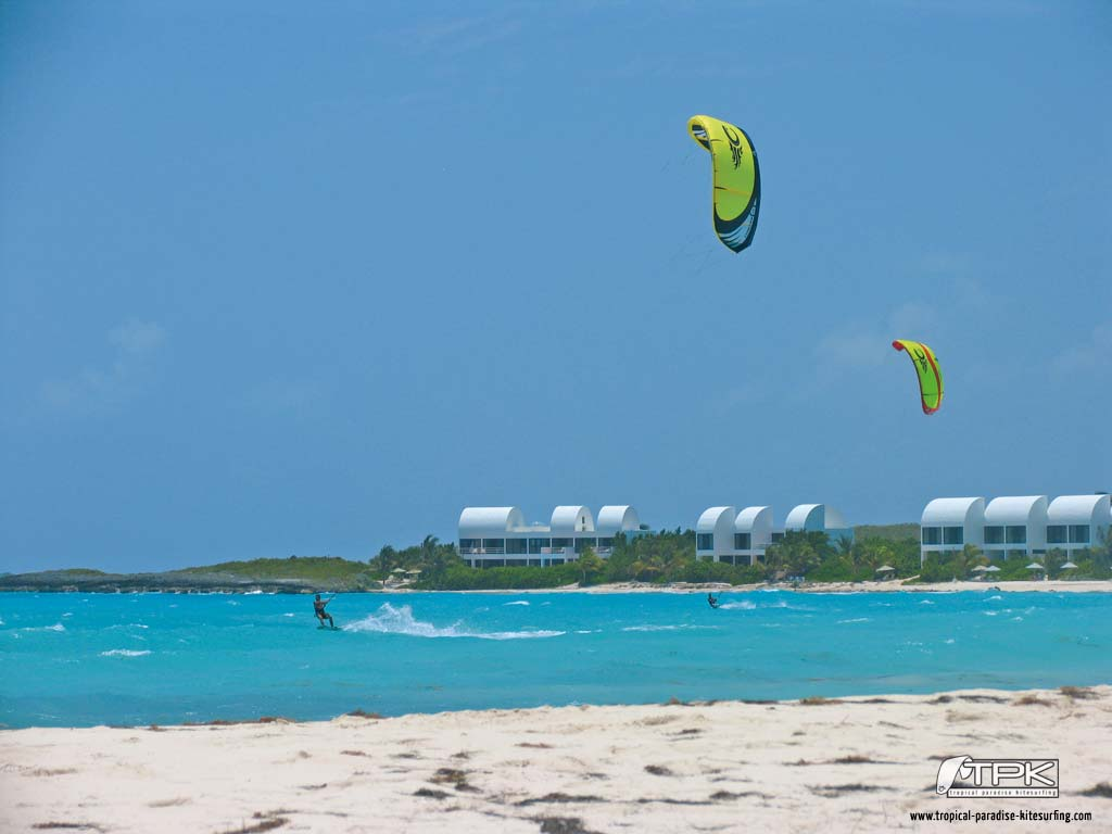 kitesurfing wallpaper covecastles. Tropical Paradise Kitesurfing ...