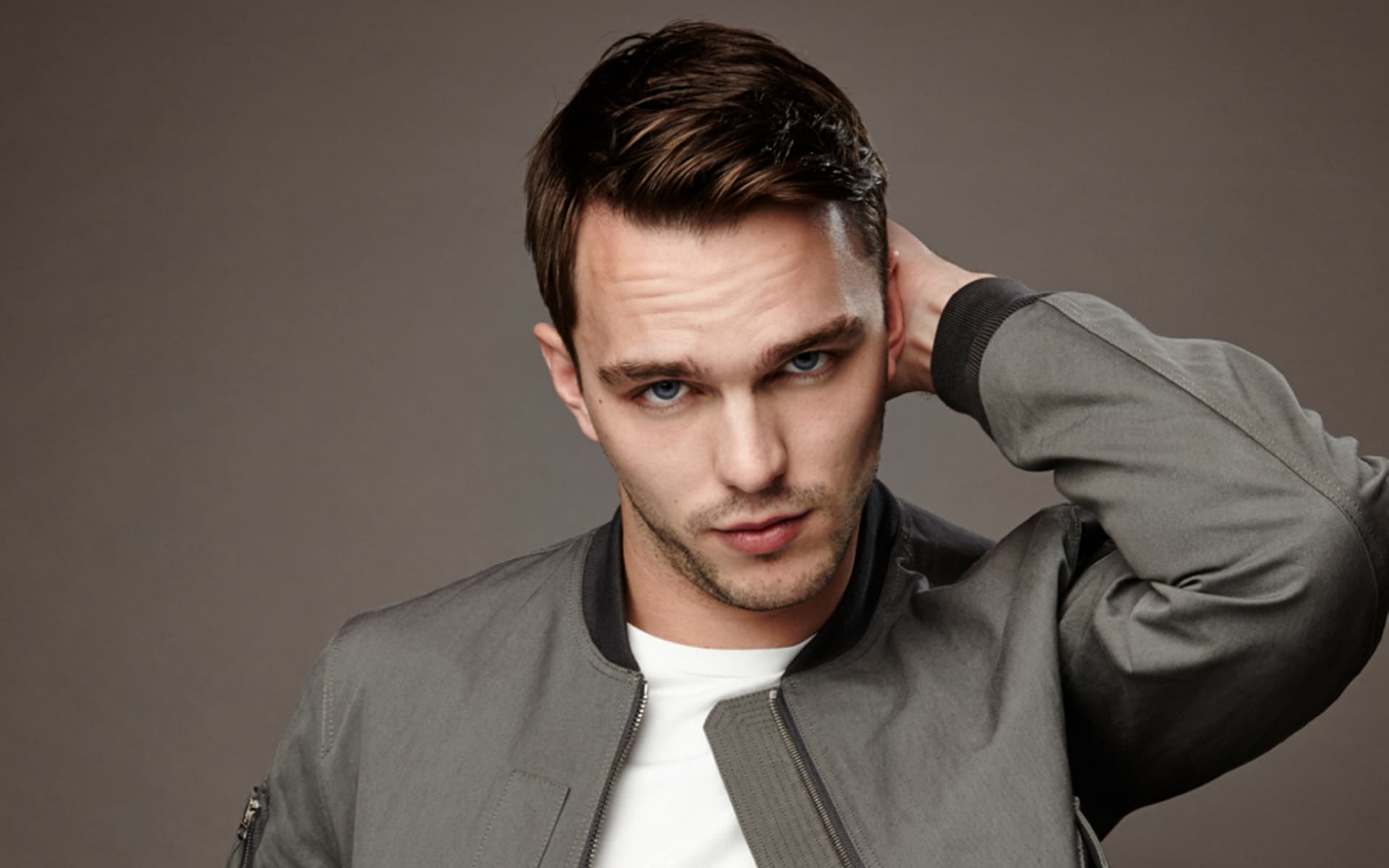 Nicholas Hoult Wallpapers and Background Images   stmednet 1920x1200