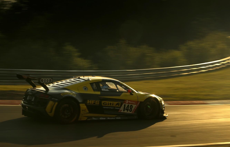 Wallpaper Audi Audi Motorsport racing car Nurburgring 1332x850