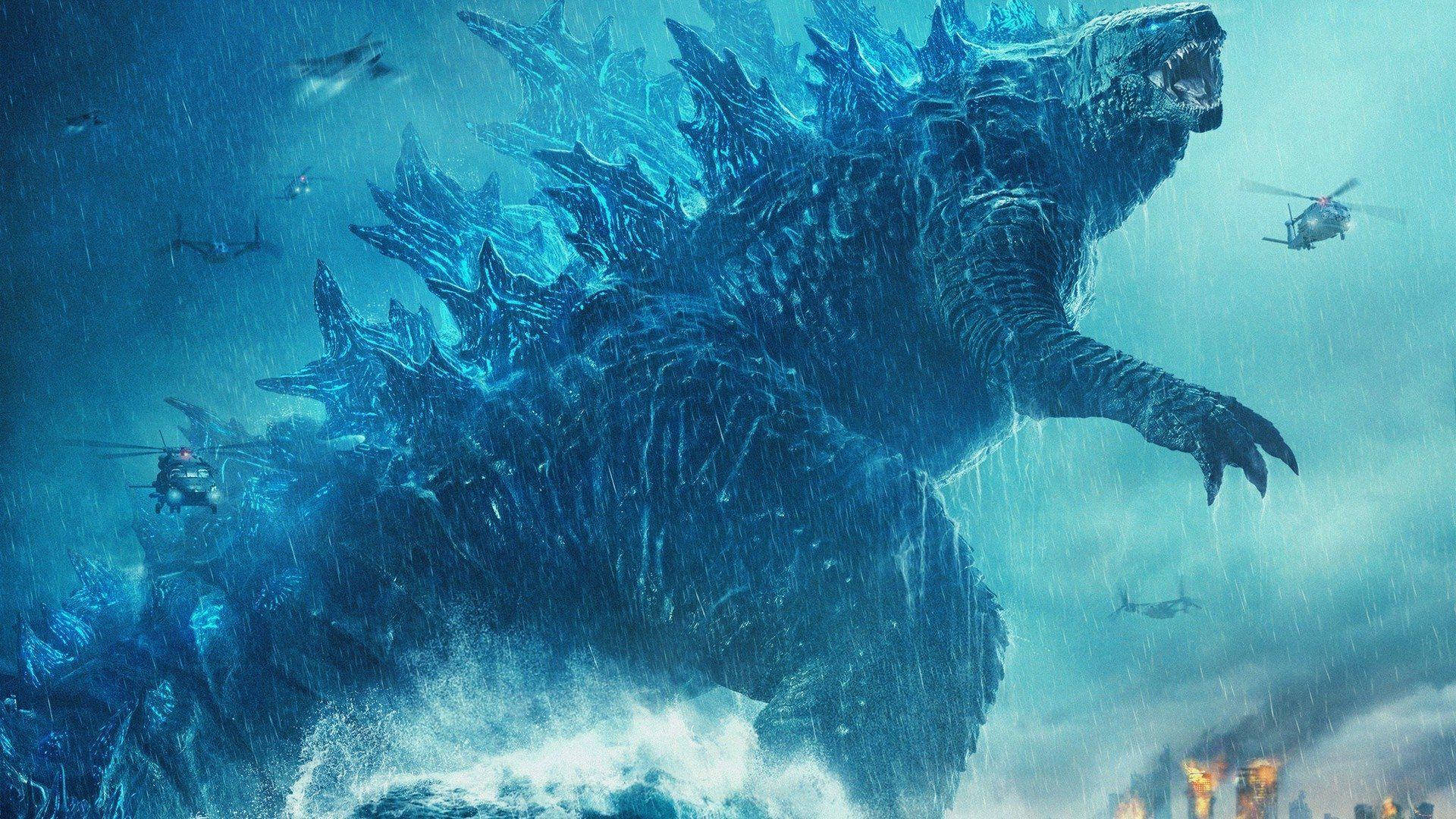 Godzilla King Of The Monsters Wallpapers   Top Godzilla 1920x1080