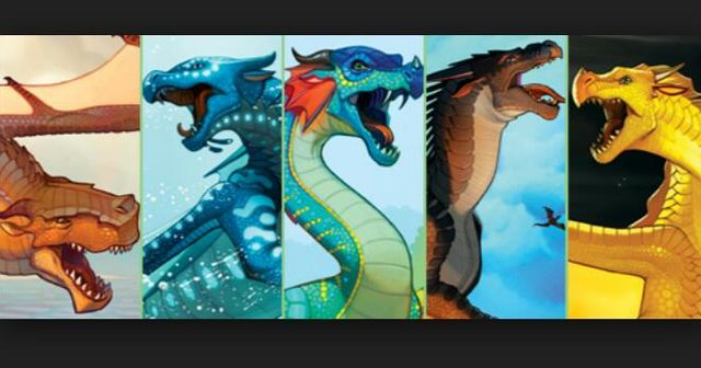 Free download Top Wings Of Fire Clay And Tsunami Wallpapers [640x336] for  your Desktop, Mobile & Tablet | Explore 98+ Dragonets Of Destiny Wallpapers  | Dragonets Of Destiny Wallpapers, Destiny Trials of
