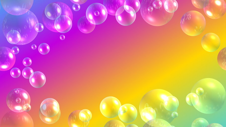Cool Bubble Backgrounds Premade bubble background by 900x506