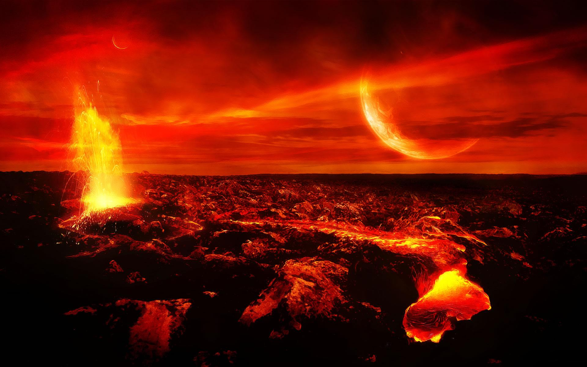 Volcano and lava wallpapers Volcano and lava stock photos 1920x1200