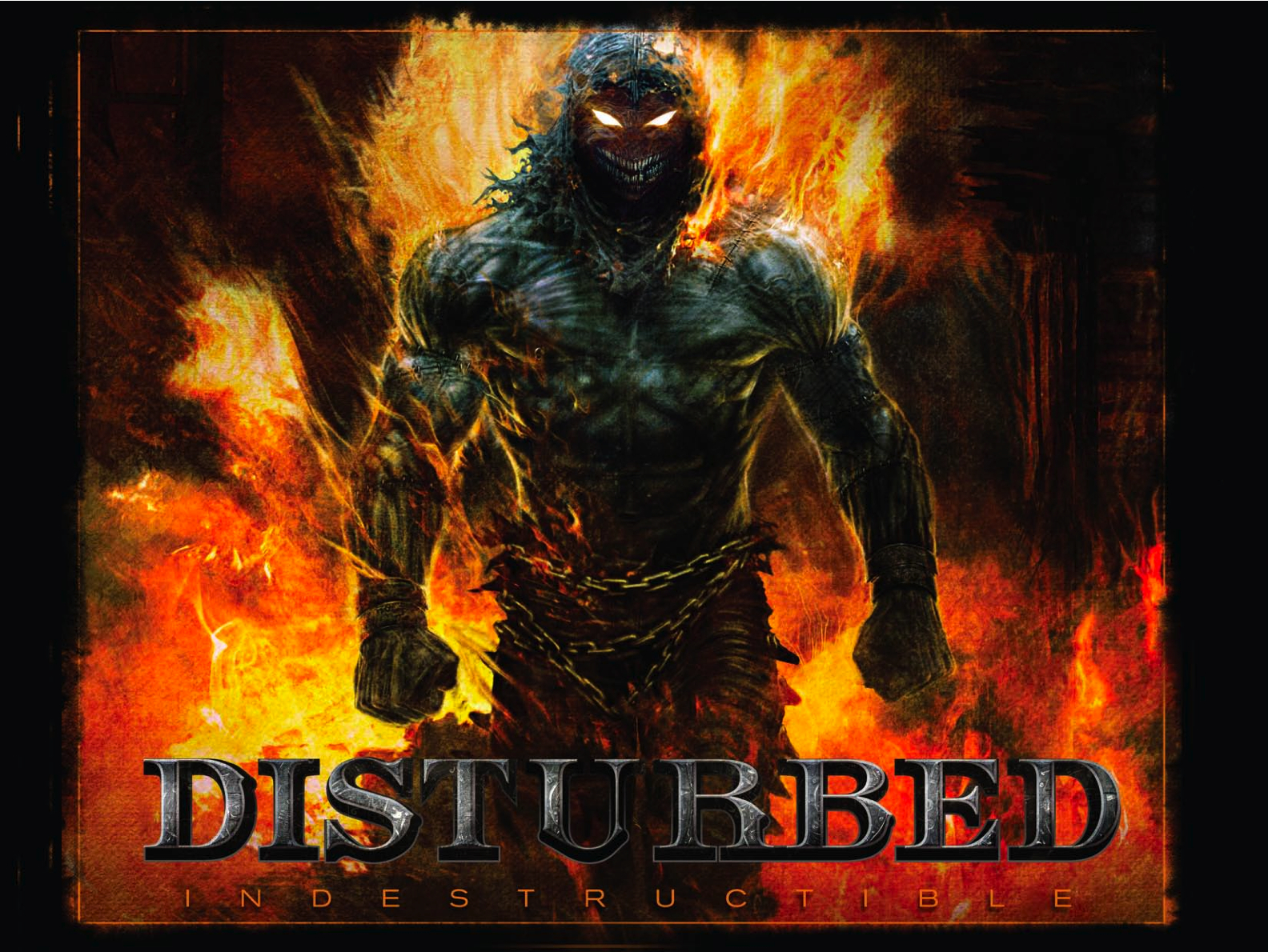 Disturbed Wallpaper 1584x1190