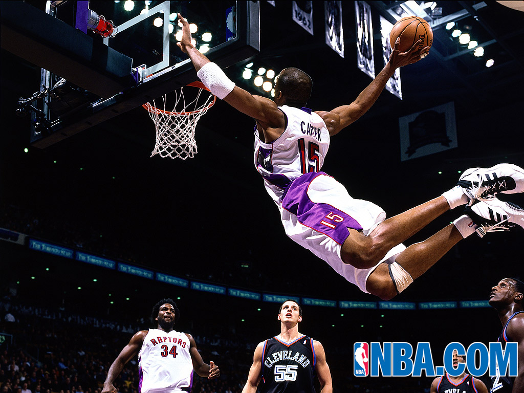 Sexy basketball player vince carter wallpaper vince carter best dunks 1024x768