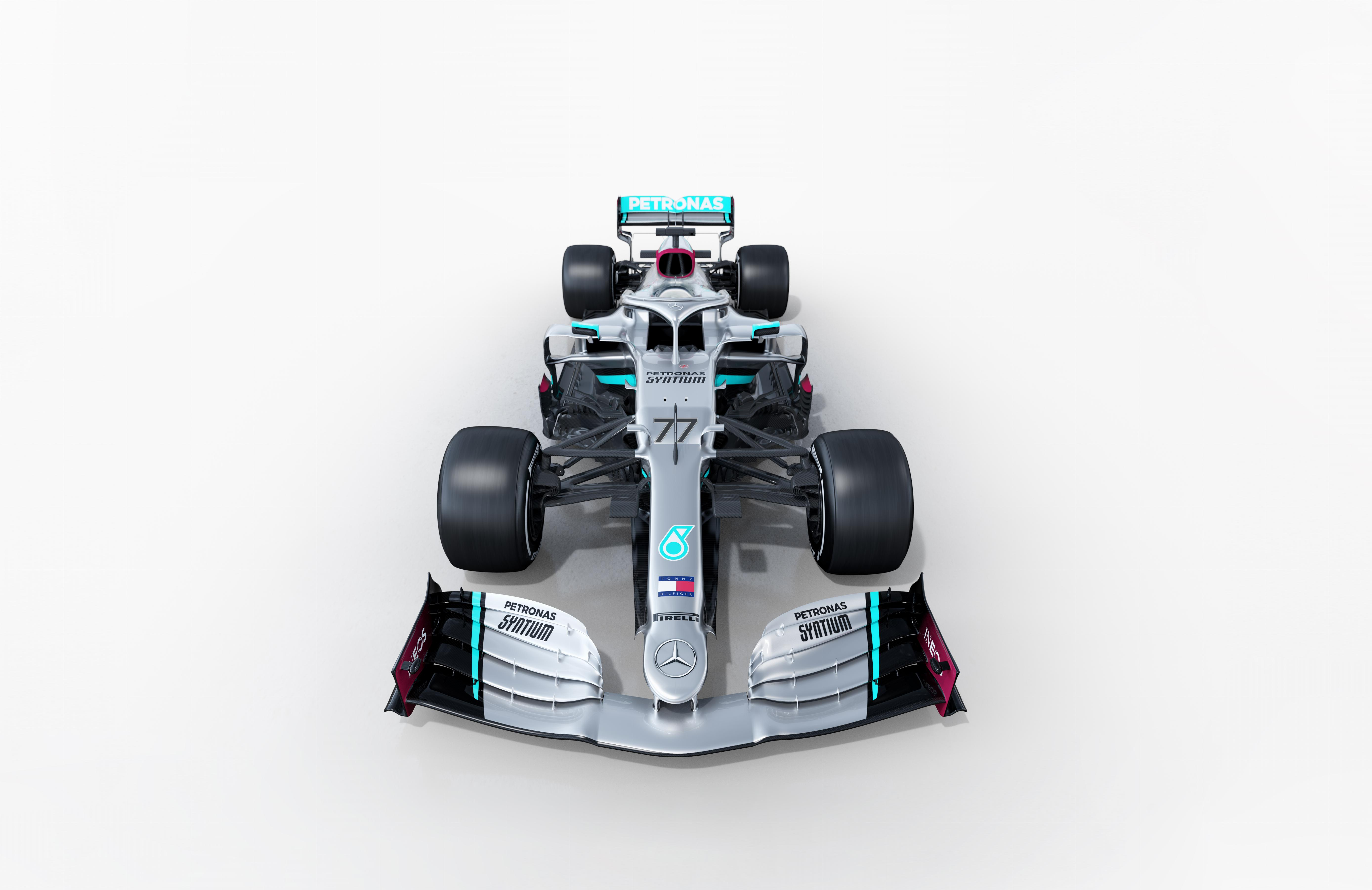 Render images of the Mercedes AMG F1 W11 EQ Performance now 5553x3602