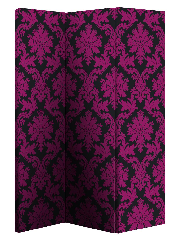 Black Pink Damask Screen By Arthouse Wallpaper Direct 901x1228