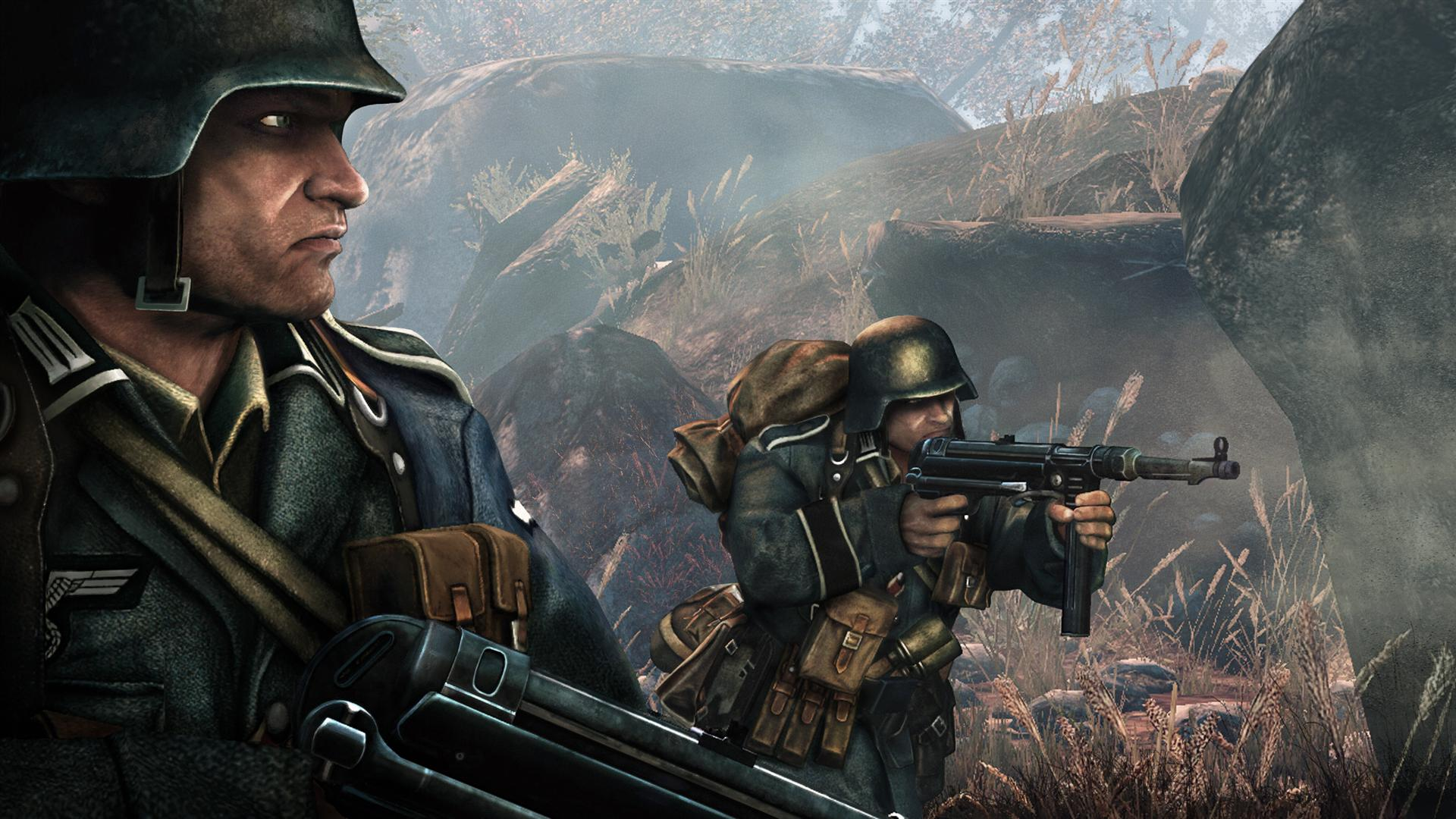 Free Download 187 Enemy Front Neuer Wwii Shooter Angek252ndigt By