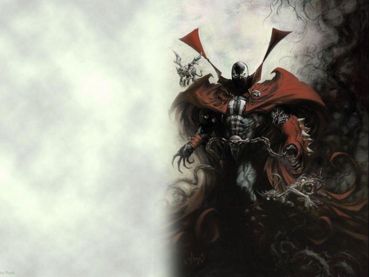 Spawn Wallpapers HD 1280x960