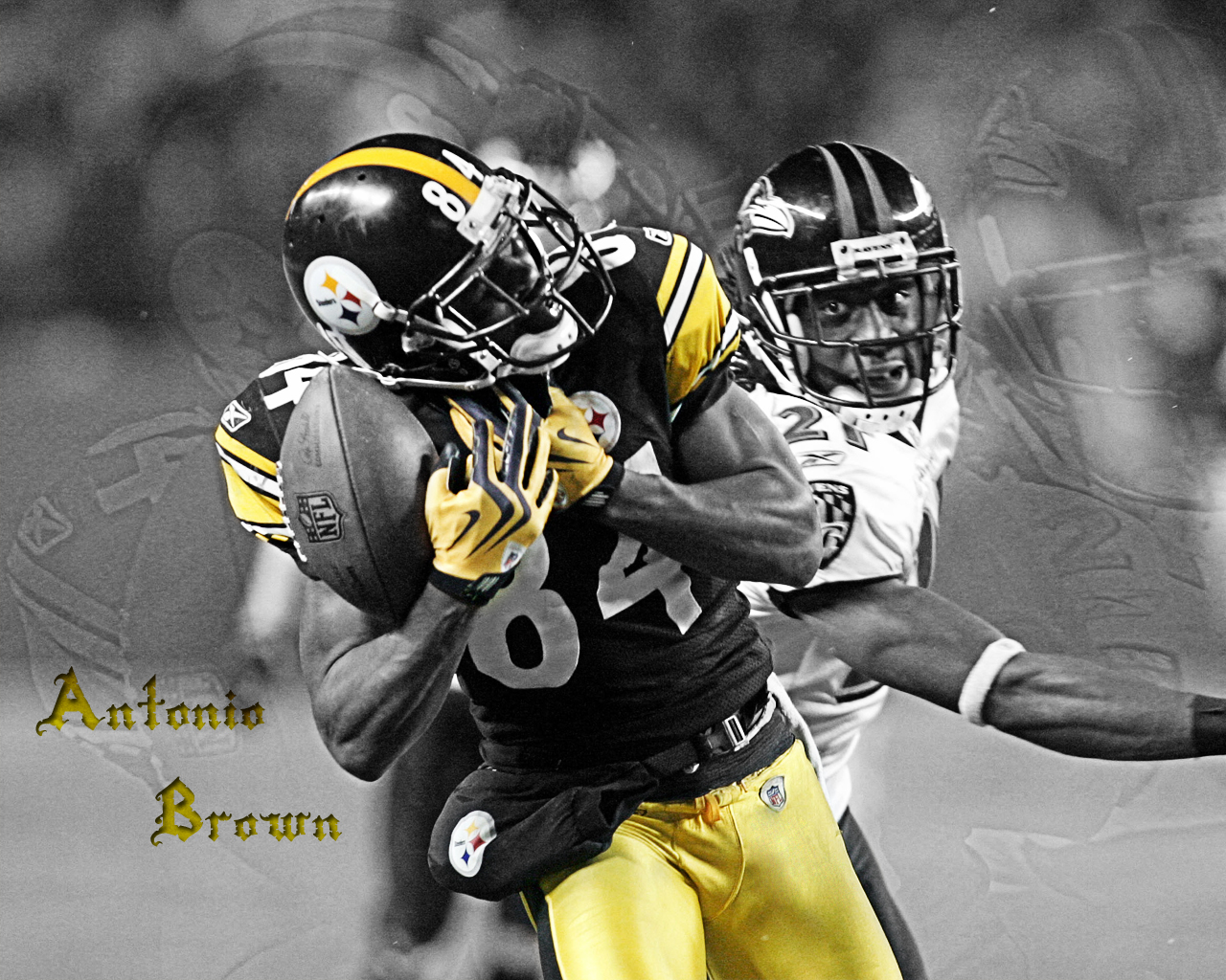 Antonio Brown Wallpaper 2013 Images Pictures   Becuo 1280x1024