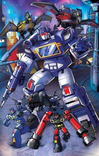 Transformers G1 Soundwave Wallpaper Soundwave and friends by 400x629