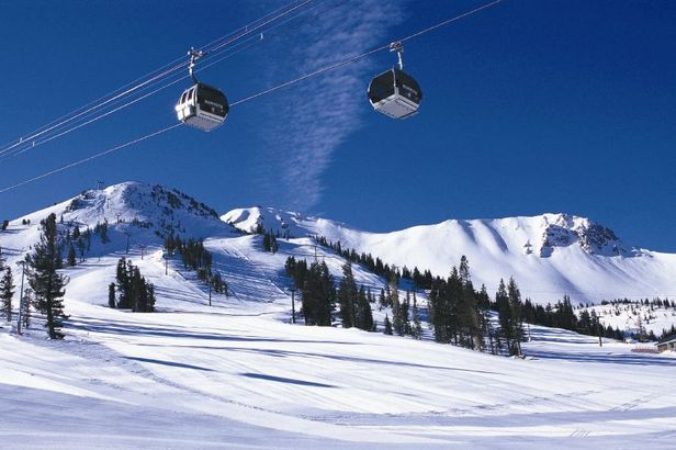 Image Result For Mammoth Ski Map