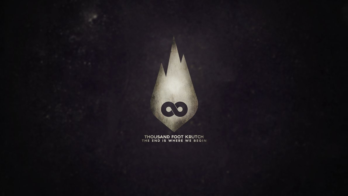Thousand Foot Krutch [Wallpaper] by SoarDesigns 1191x670