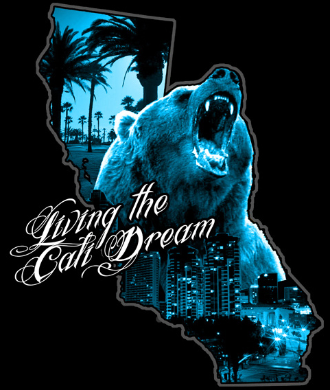 Cali Bear Wallpaper Living the cali dream by 481x568