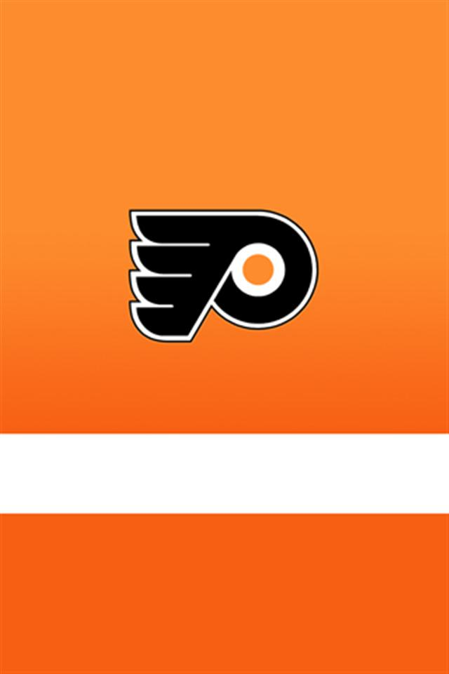 Free Download Philadelphia Flyers Logo 2 Sports Iphone