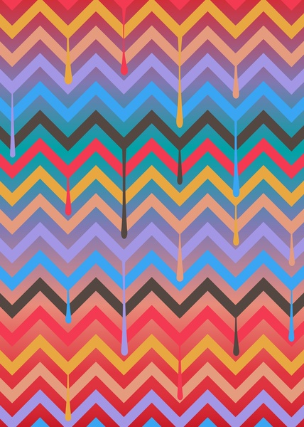 Group of pattern 1 backgrounds zig zag We Heart It 428x600