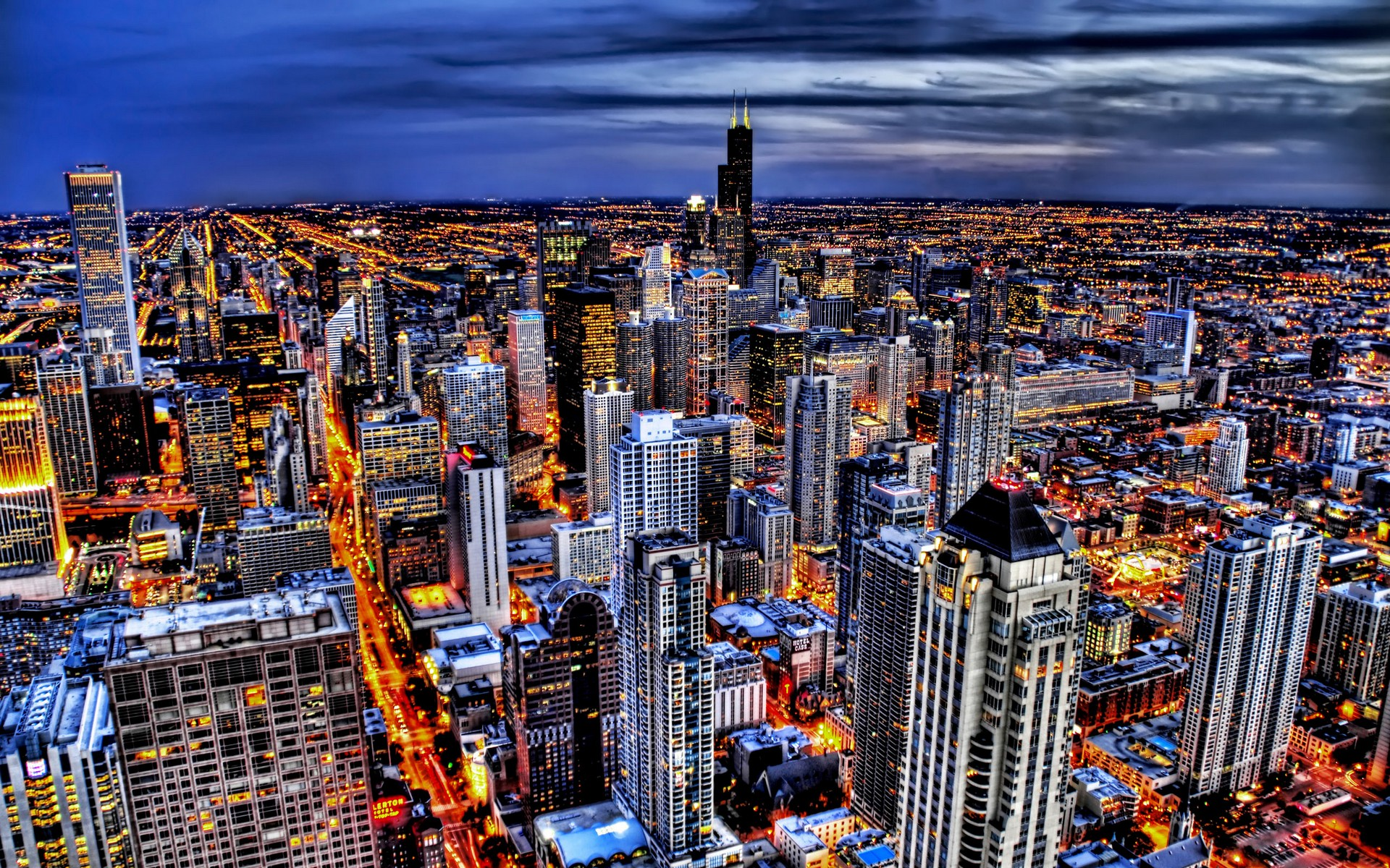 HD City Wallpaper Images For Desktop Download 1920x1200