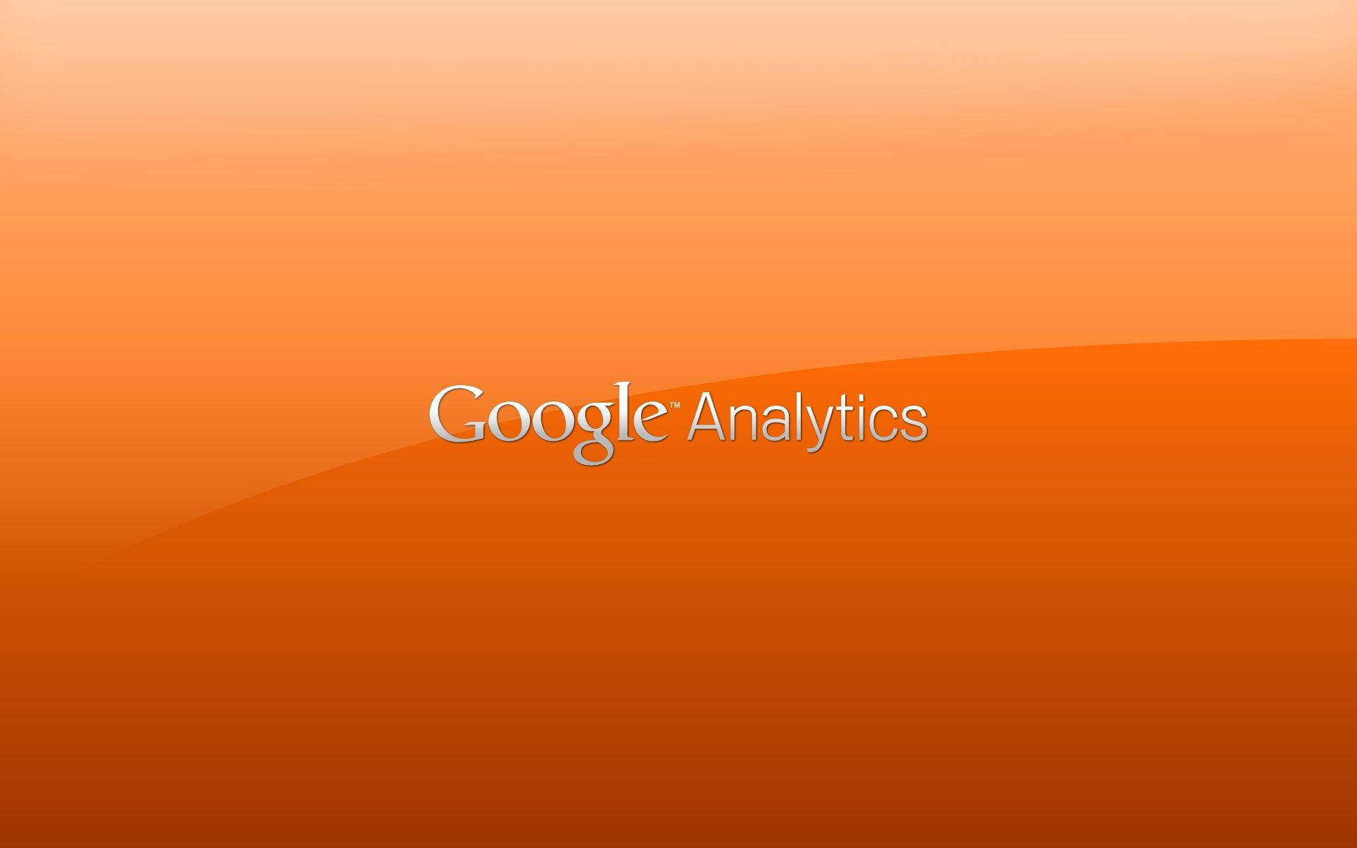 Computer Analytics Google Backgrounds Orange wallpapers HD 1920x1200