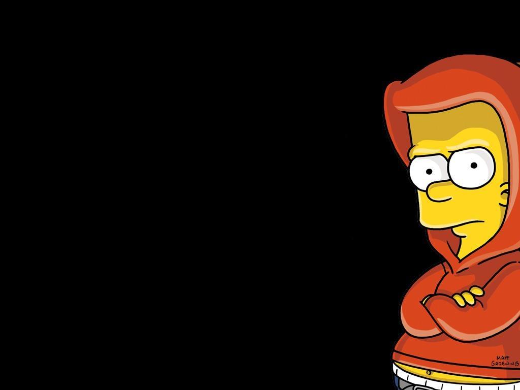 Bart Simpson Wallpaper 1024x768