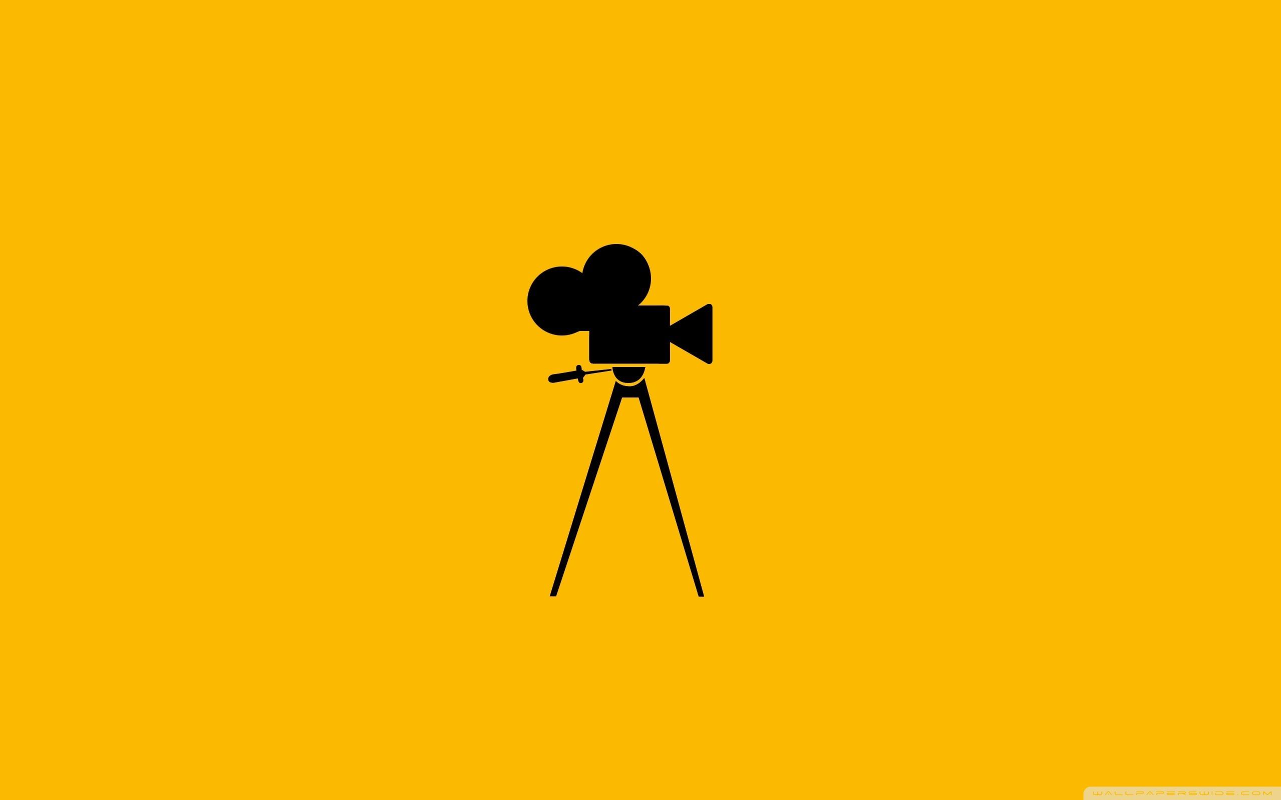 Film Camera Ultra HD Desktop Background Wallpaper for 4K UHD TV 2560x1600