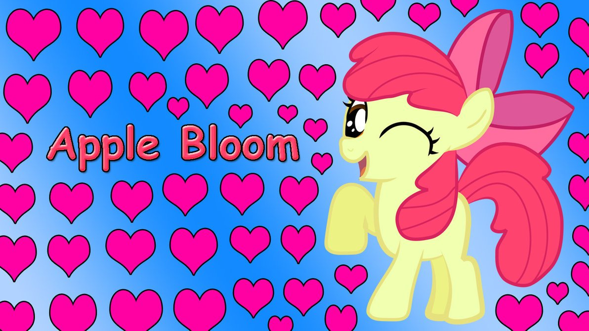 Apple Bloom Wallpaper by TzortzinaErk 1192x670