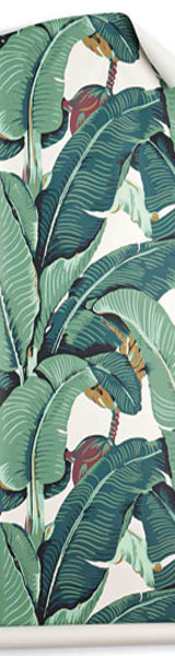 50 Beverly Hills Banana Leaf Wallpaper On Wallpapersafari