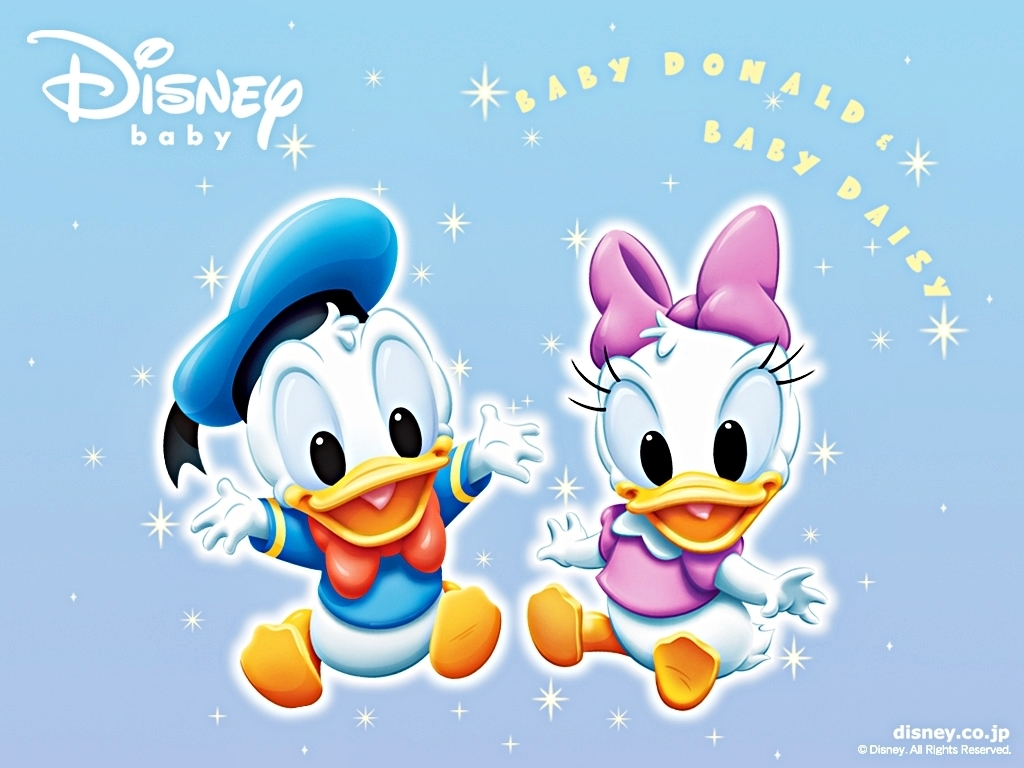 Disney Wallpapers   Disney Babies   Walt Disney Characters Wallpaper 1024x768