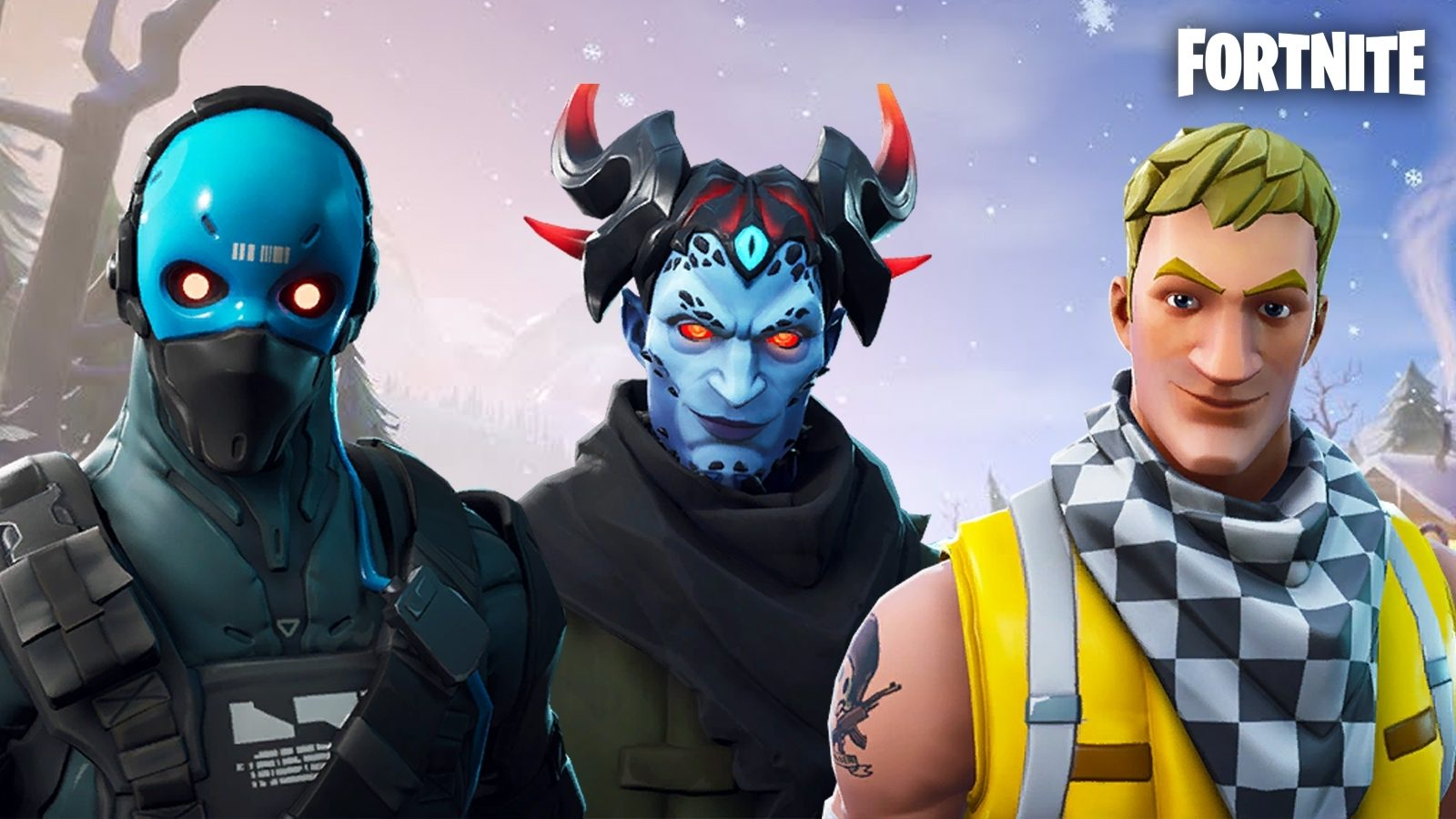 Leaked Fortnite skins and cosmetics found in the v720 patch files 1600x900