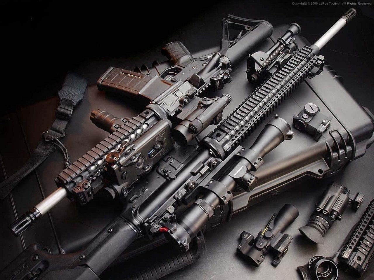 Assault Rifle Wallpaper and Background Image 1280x960 ID 1280x960