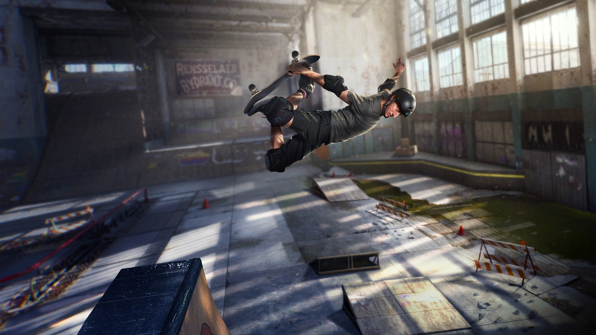 Tony Hawks Pro Skater 1 2 Remaster Aims to Stick the Landing 1920x1080
