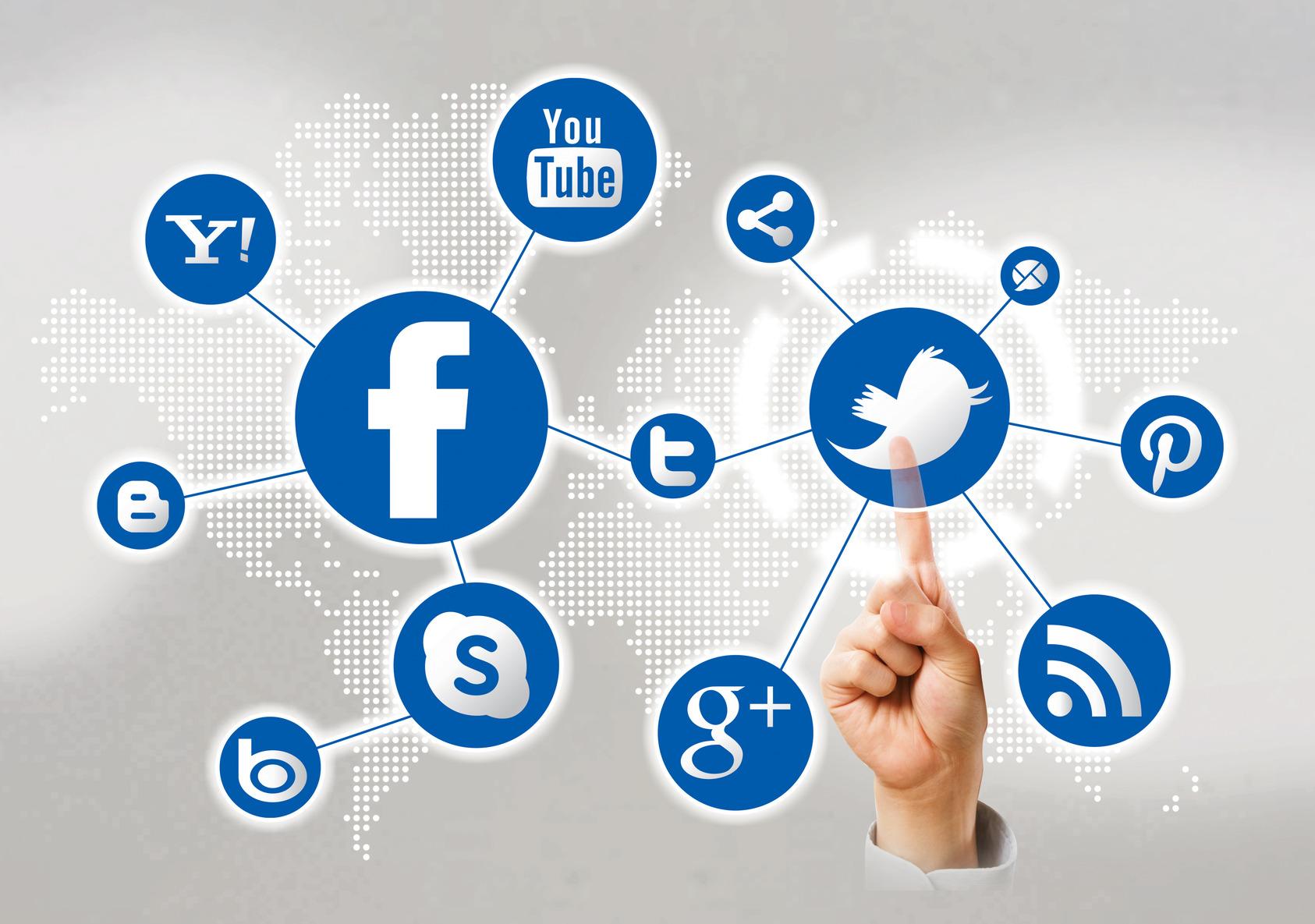 Social Media Touch HD ForWallpaperscom 3939 Wallpaper 1686x1185