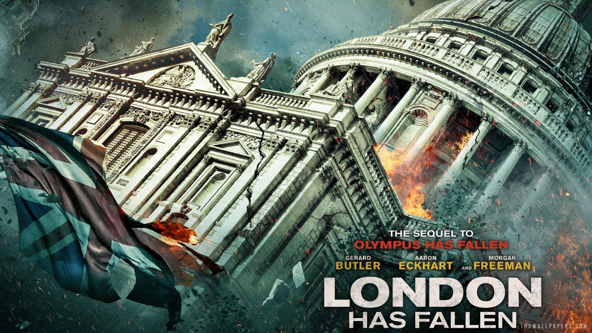 London Has Fallen 2015 HD Wallpaper   iHD Wallpapers 1920x1080