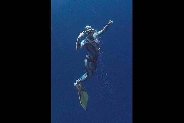 diving Wallpaper 600x400