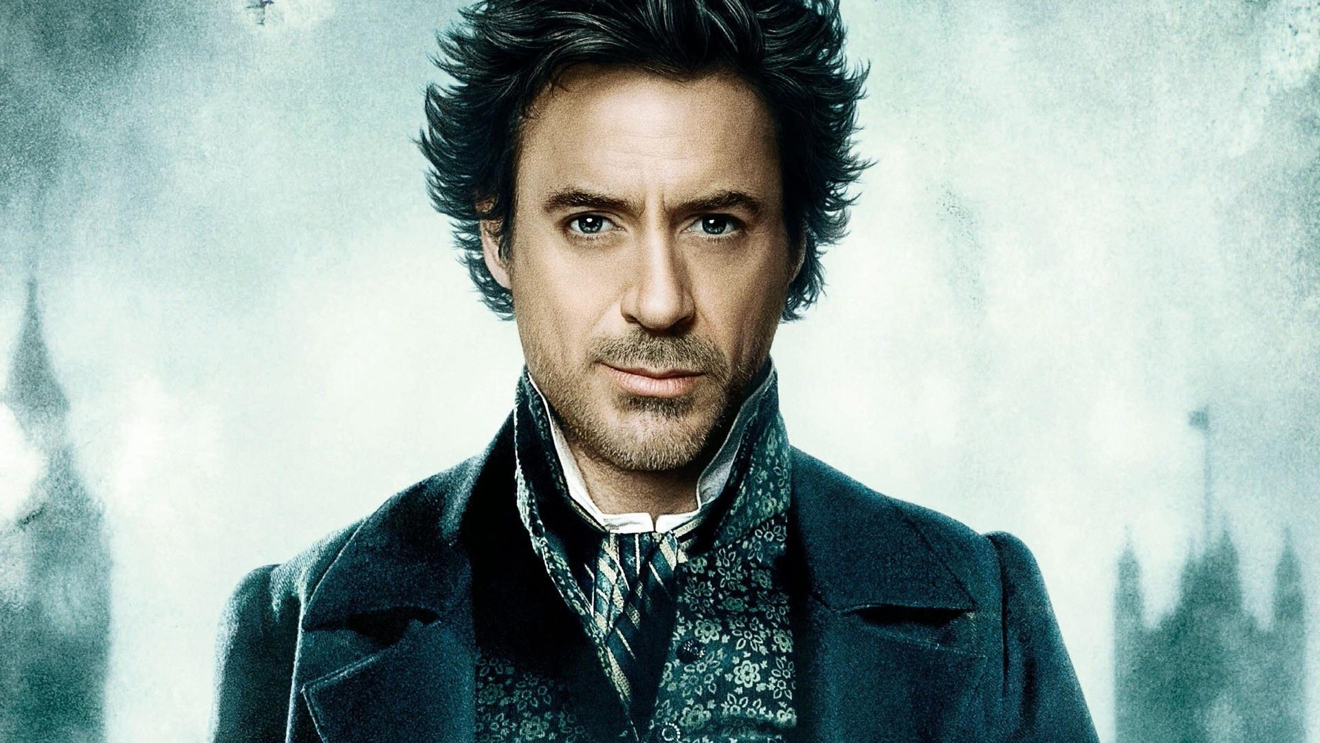 [70+] Robert Downey Jr Sherlock Holmes Wallpaper on ...
