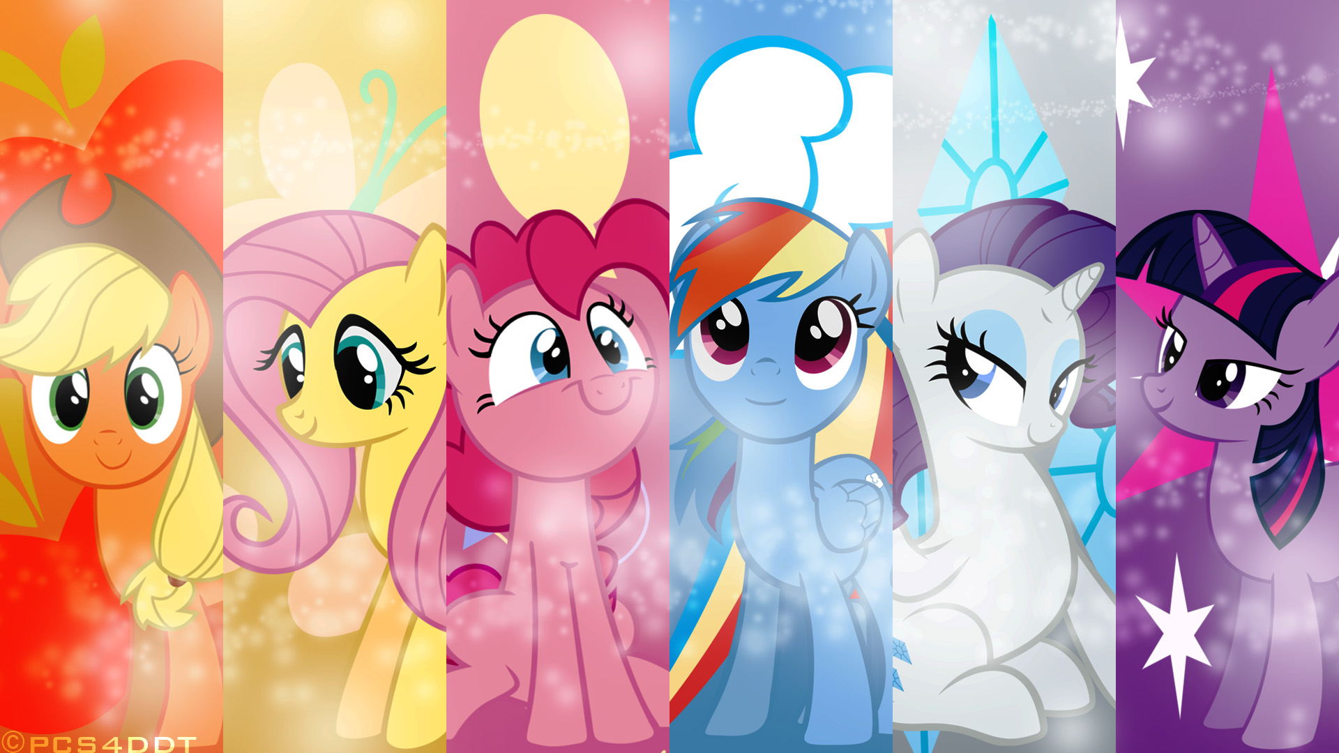 My Little Pony HD Wallpapers for desktop download 1920x1080