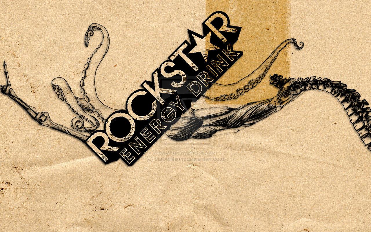 Rockstar Energy Drink Wallpaper 1280x800