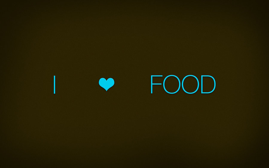 i love food by joogz 900x563