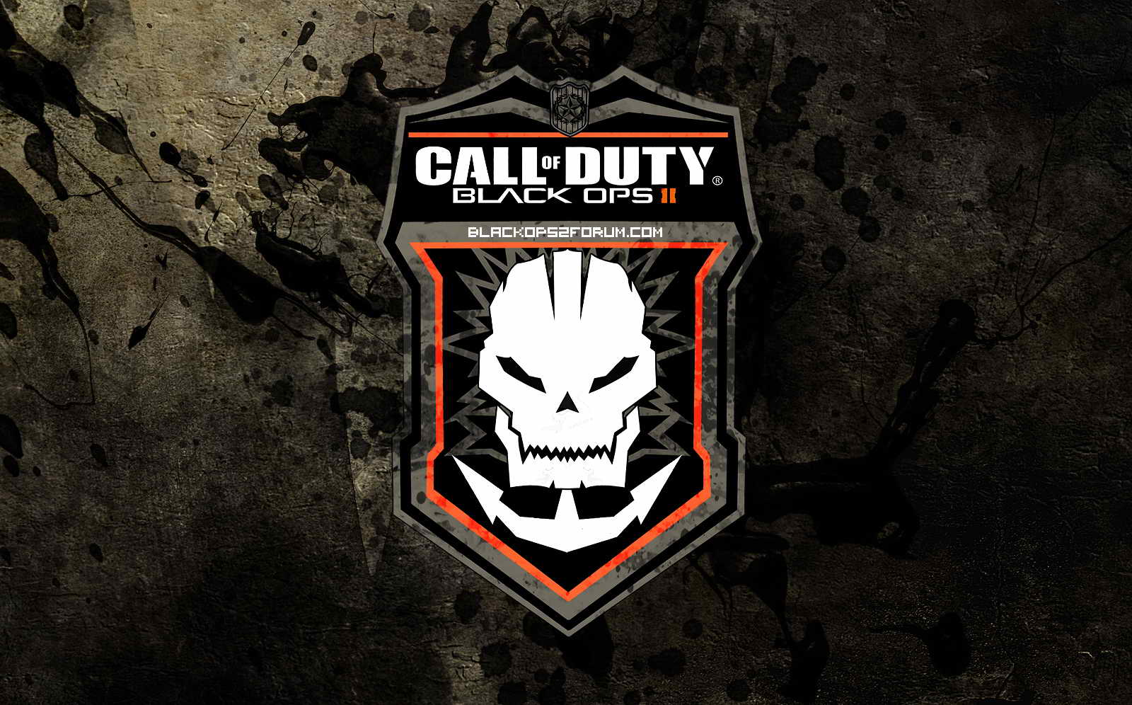 HD WALLPAPERS Call of Duty Black ops 2 HD Wallpapers 1600x996