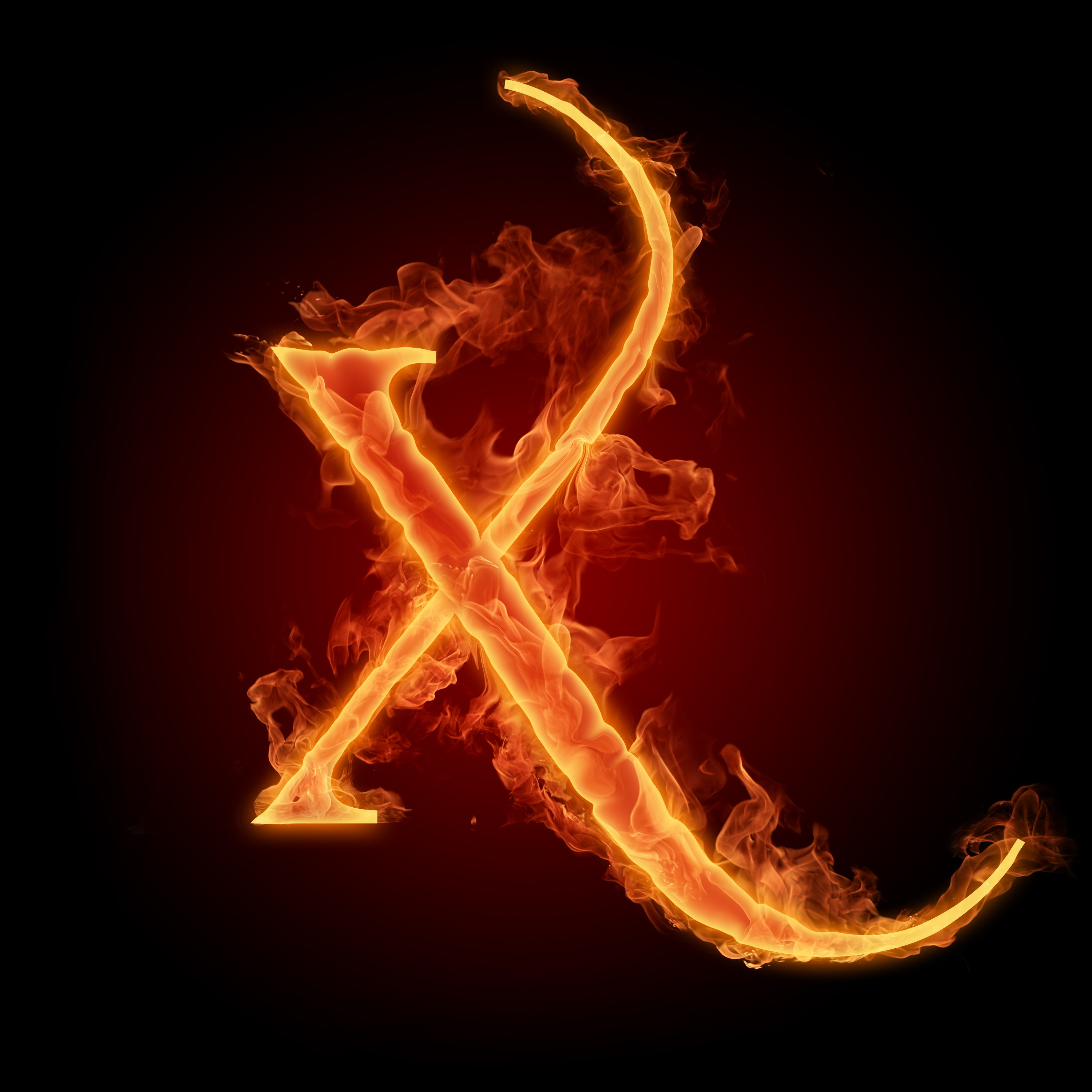Fire Letters Wallpapers HD 3000X3000 S Z   Photo 3 of 8 phombocom 3000x3000