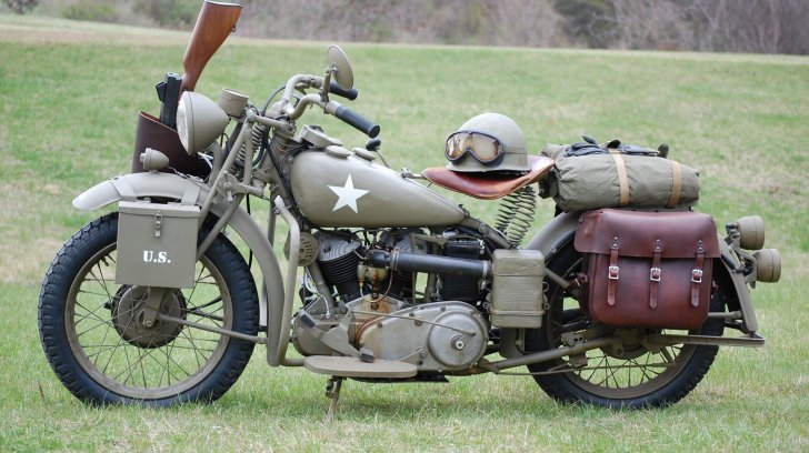 US Army Military Bike   Wallpapers HD Download 728x408