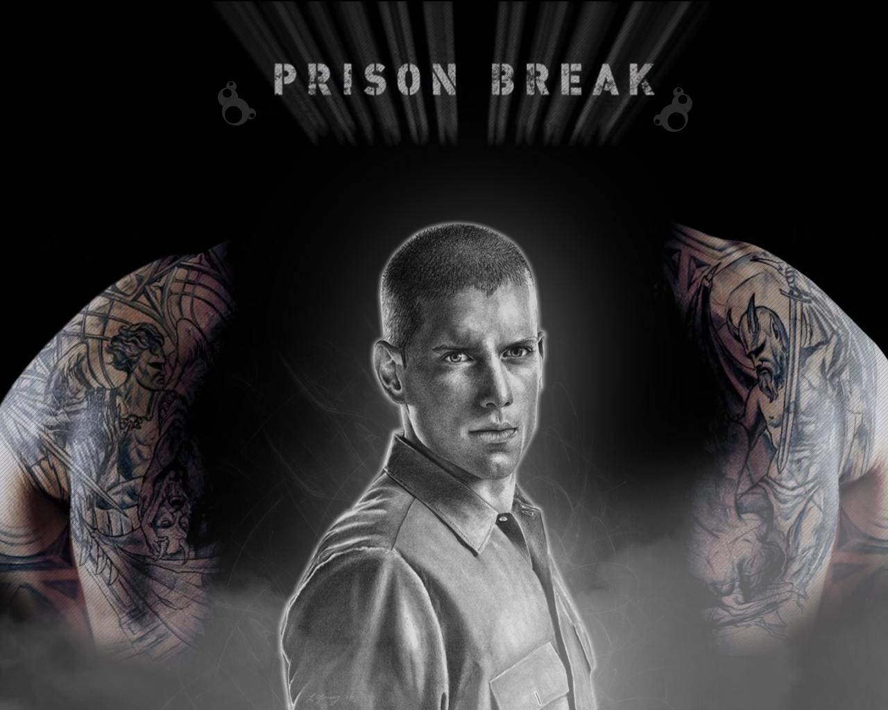 Prison Break Wallpaper by Lirixacierjpg 1280x1024