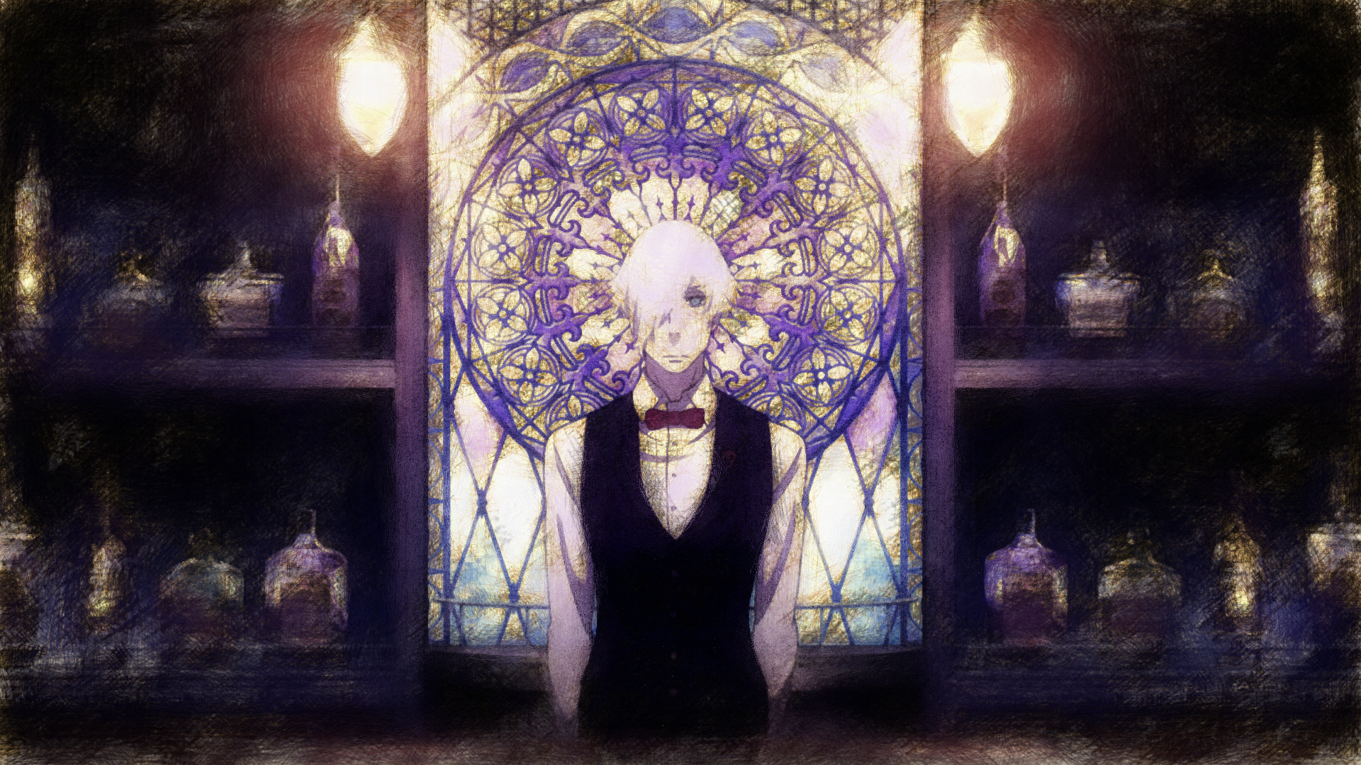 Death Parade HD Wallpaper Background Image 1920x1080 ID 1920x1080