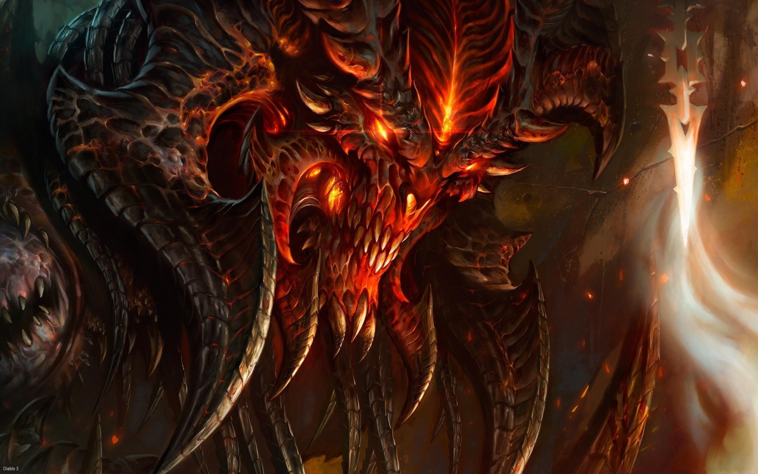 Fantasy Demon Wallpapers To Possess Your Desktop Fantasy Inspiration 2560x1600