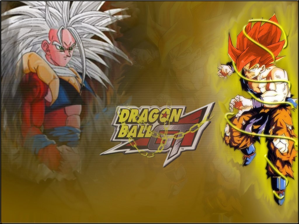 Goku   Dragonball GT Wallpaper 21698702 1024x768