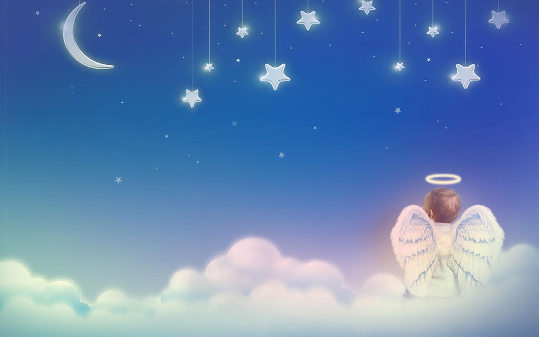 angel anime wallpaper comics desktop background Cartoon Wallpapers 1440x900